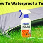 How to Waterproof a Tent – (Best Ways) Step by Step Guide