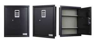 Protex PWS-1814E Electronic Keypad Wall Safe