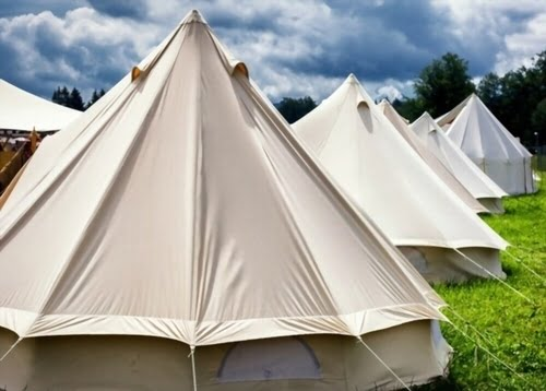 Seasoning a Canvas Tent in 5 Easy Steps