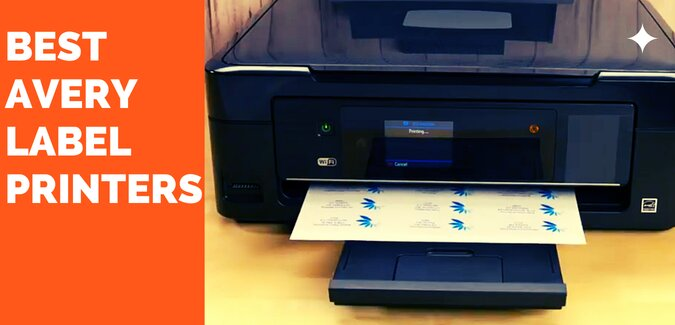 Best Printer For Avery labels | 🥇 Top 6 Avery label Printers